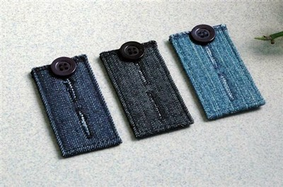 Easy Fit Jeans Buttons